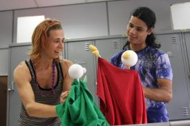 Puppetry introduction course